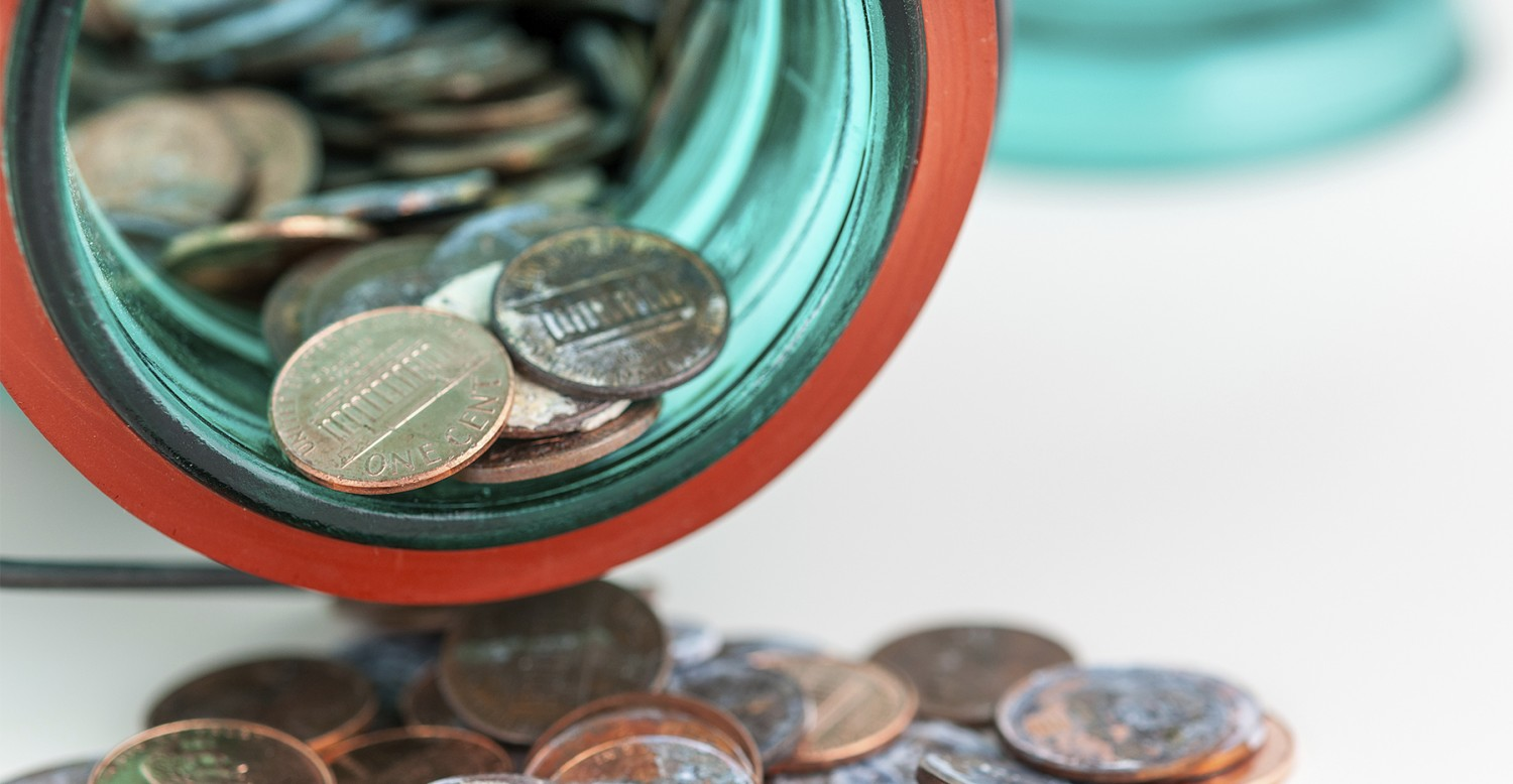 how to work out money change