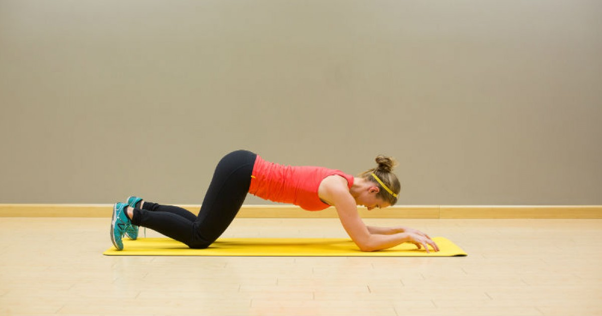 Lower Back Pain Exercises 5 Simple Moves To Eliminate That For Good Greatist