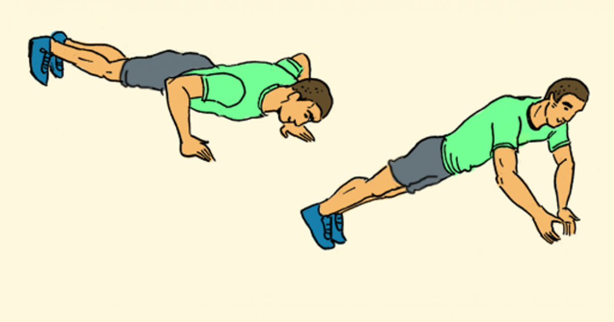 The Advanced No-Gym Bodyweight Workout INFOGRAPHIC