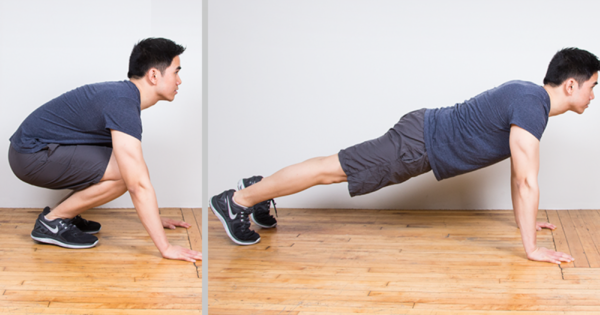 Burpees: How to Do The Perfect Burpee advise