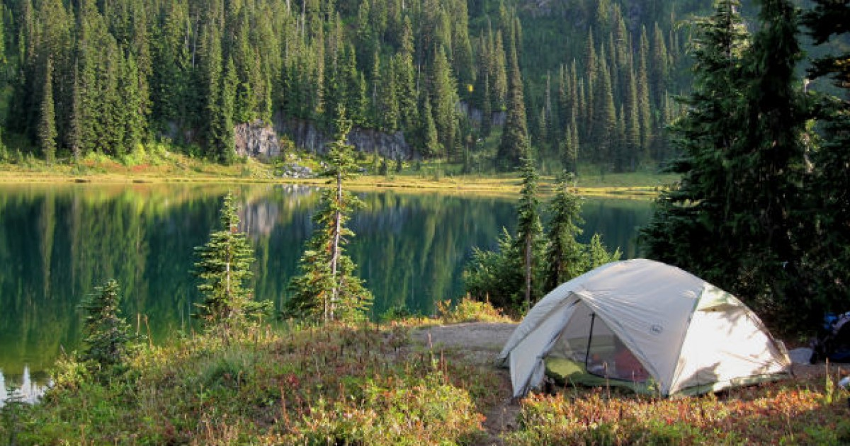 & How to Eat Healthy While Camping in the Woods | Greatist
