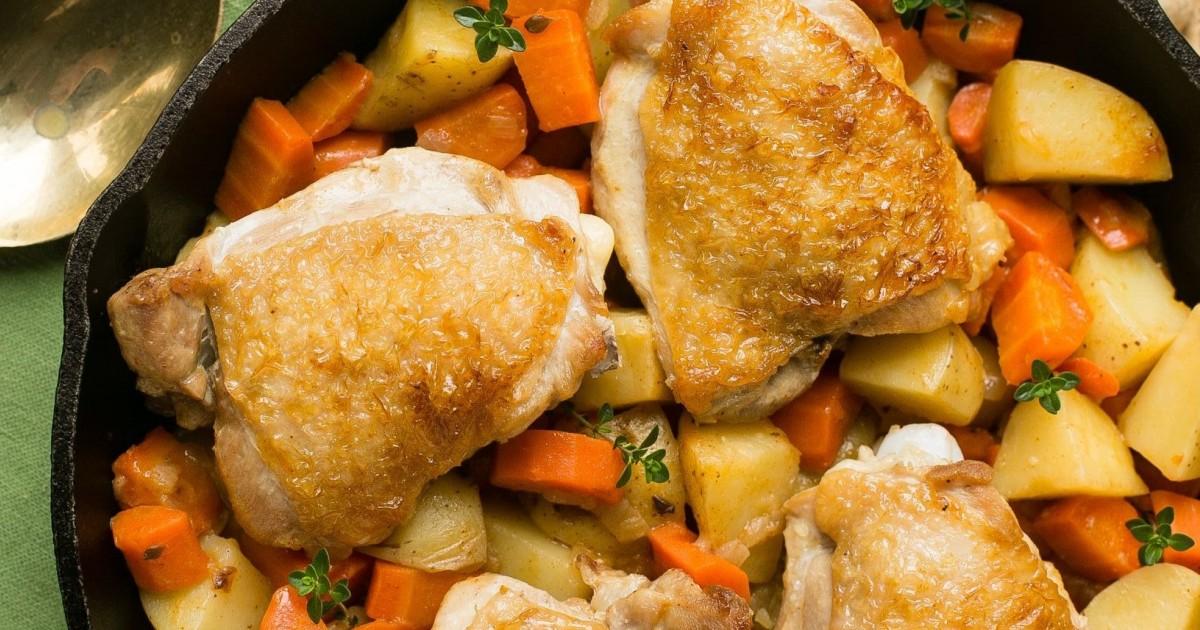 Chicken Thigh Recipes 7 Meals That Taste Better Than Chicken Breast