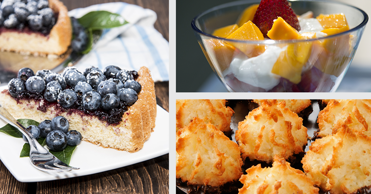 152 Cheap And Healthy Dessert Recipes