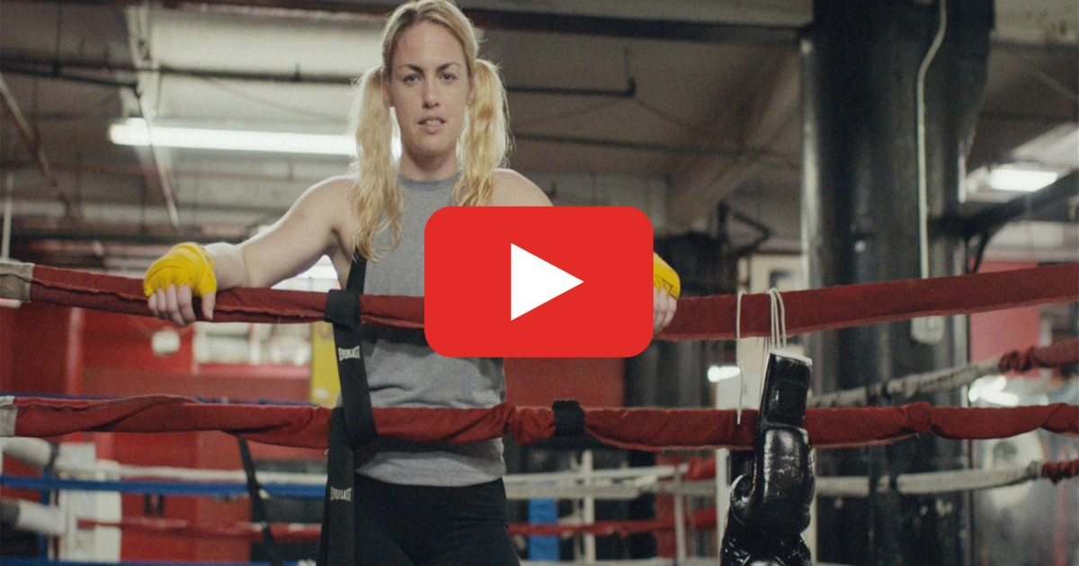 The Kick-Ass Women in Dove's New Ad Refuse to Let Beauty Standards Define Them