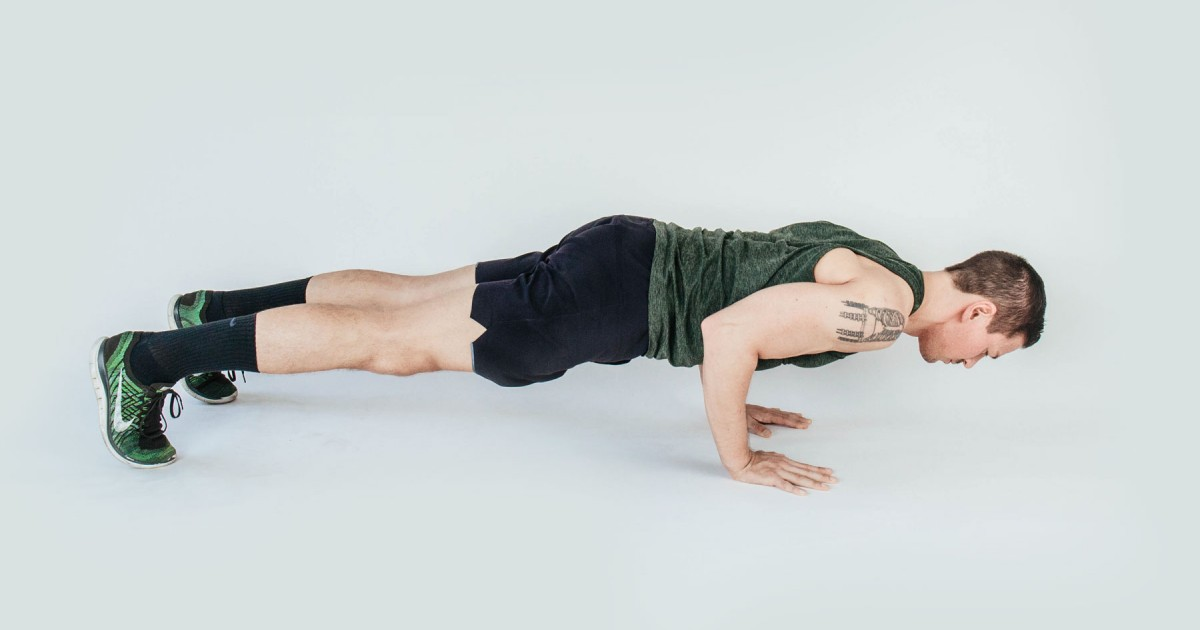 push ups get killer results with perfect push up form greatist
