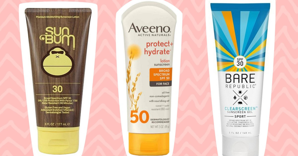 8 Drugstore Sunscreens That Won't Make Your Face Break Out This Summer