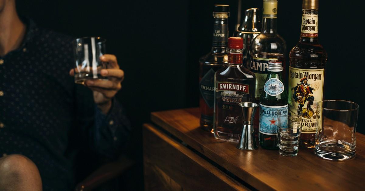 Sauce cocktail sans whisky