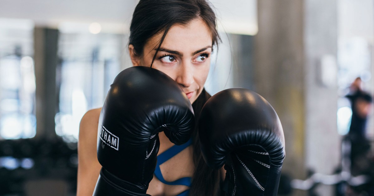 Boxing Workouts: Basic Boxing Moves for Beginners | Greatist
