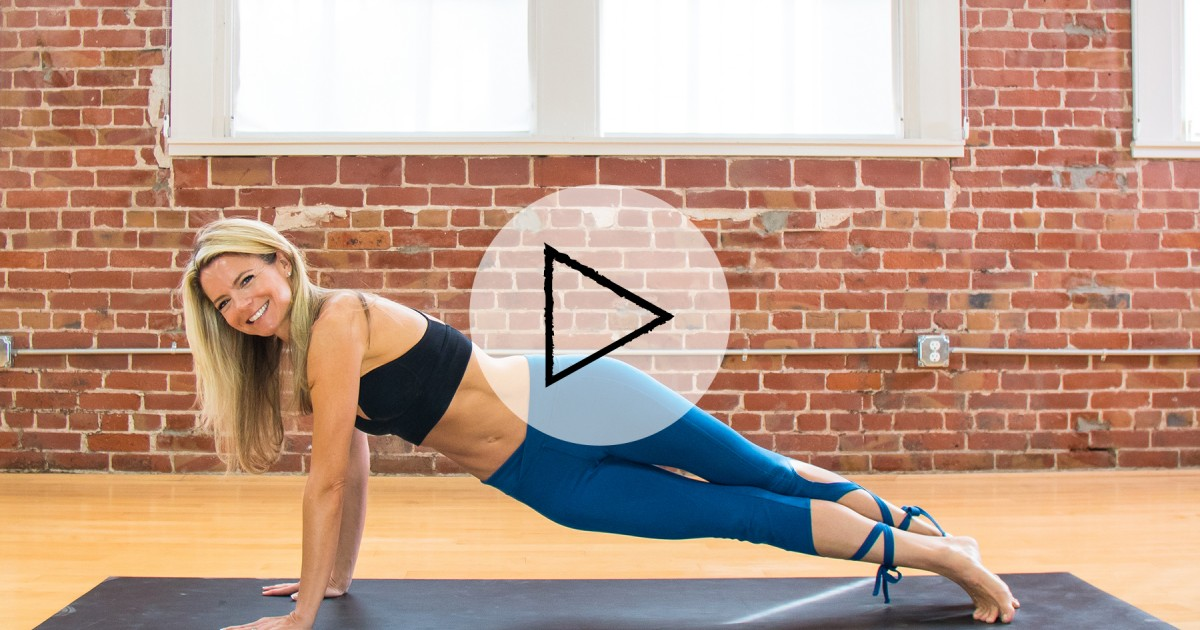 Pilates Workout: The 20-Minute Sequence for a Strong Core
