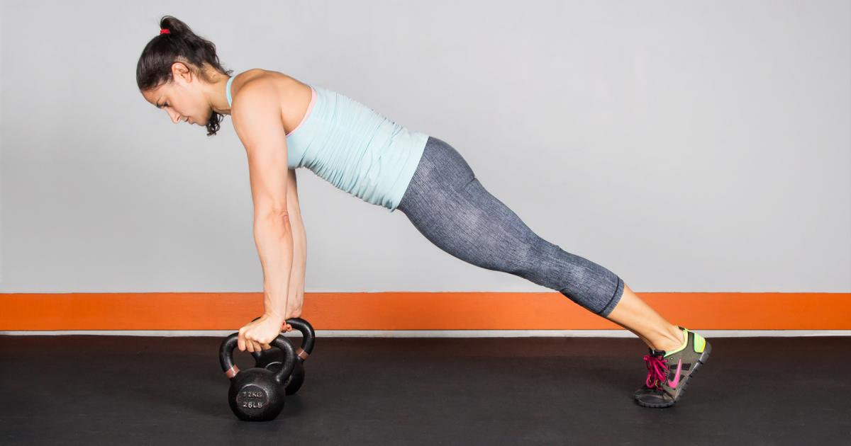 22 Kettlebell Exercise Kettlebell Workouts For Women
