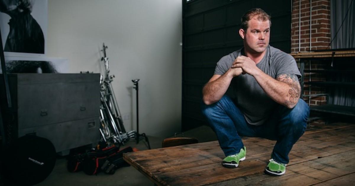 Kelly Starrett: Building an Injury-Free Body with Mobility Expert Kelly Starrett