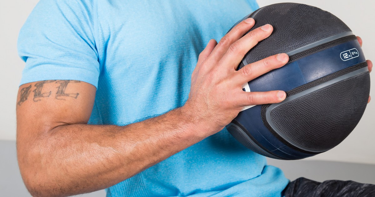 25 Must Try Medicine Ball Exercises Greatist