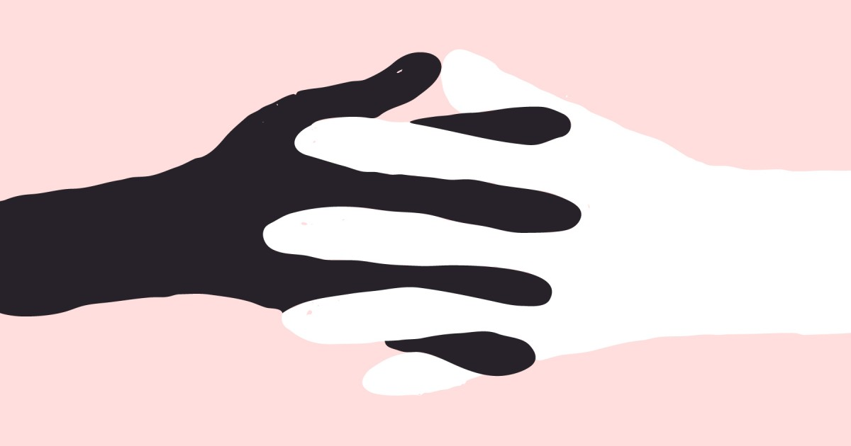 Being in an Interracial Relationship Completely Changed the Way I Date
