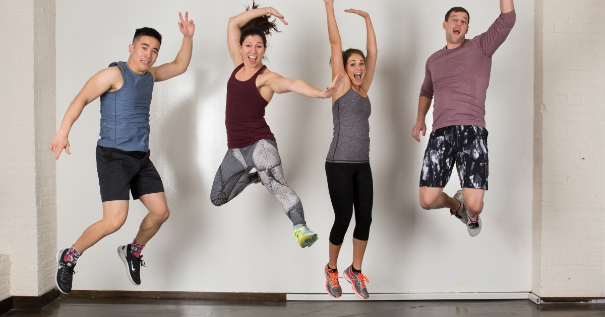 Partner Exercises: 29 Moves to Do With a Friend