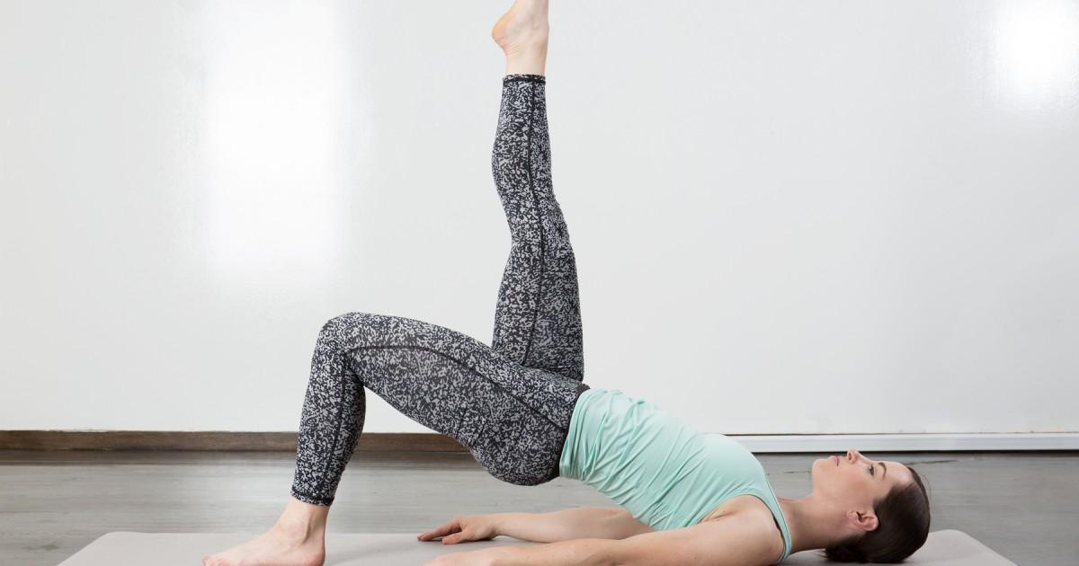 a740937d13 Pilates Exercises  Core-Blasting Home Pilates Workout