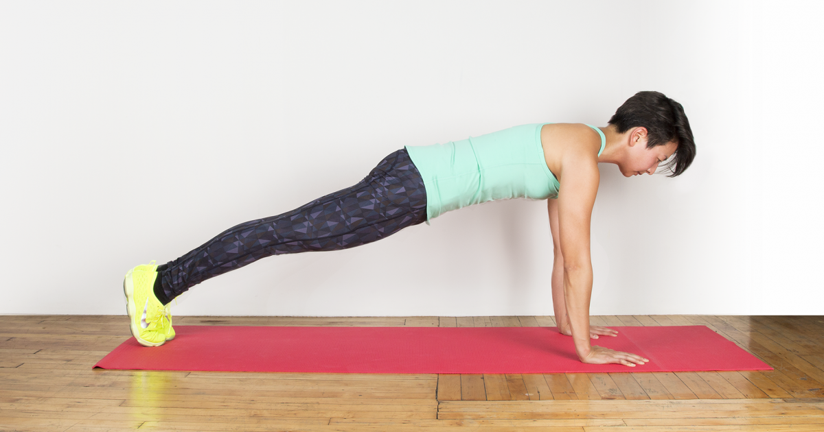 Plank: How to Do a Perfect Plank