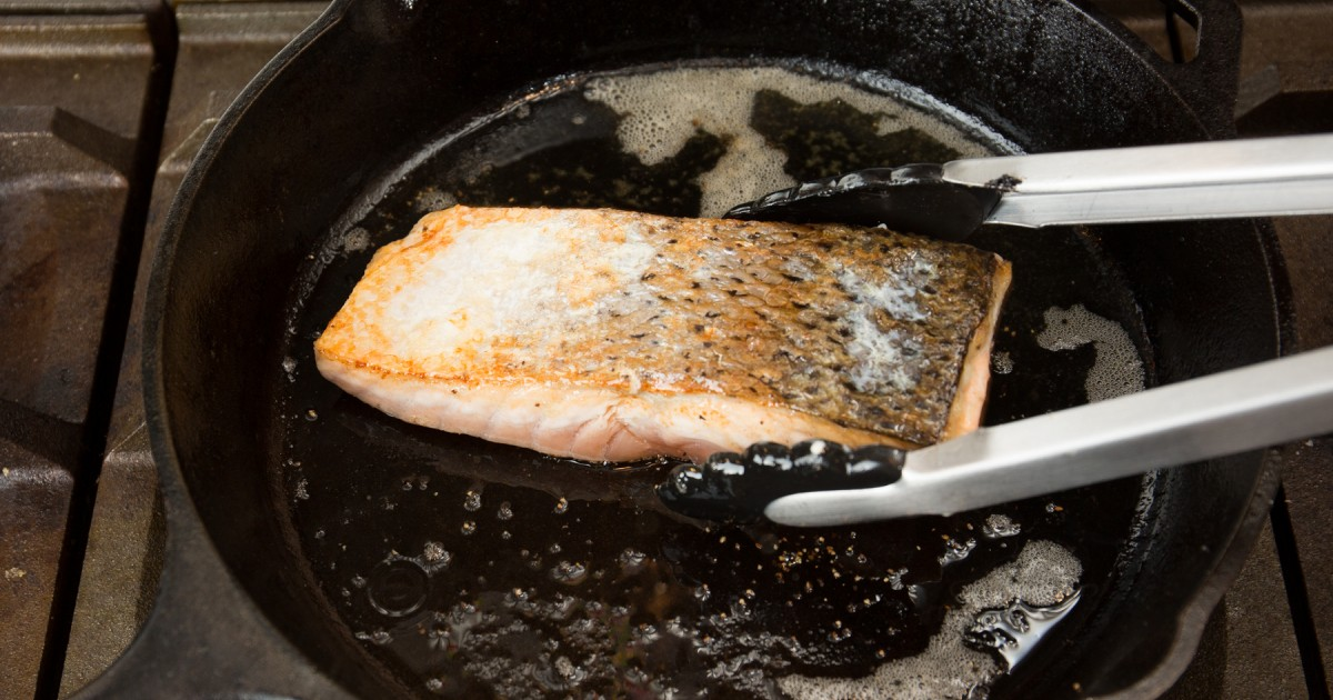 how to cook salmon on the stove recipes