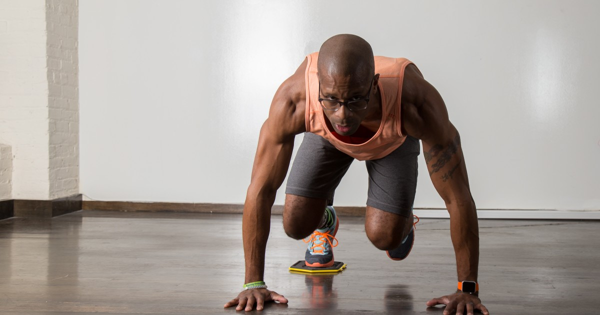 31 Bodyweight Exercises Using Sliders Greatist