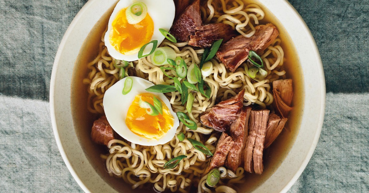 Ramen Recipes 17 Diy Meals That Will Make You Forget Instant