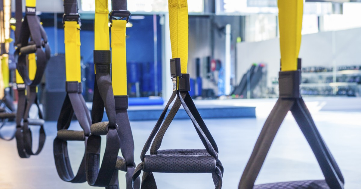 TRX Workouts: 44 Insanely Effective TRX Exercises | Greatist