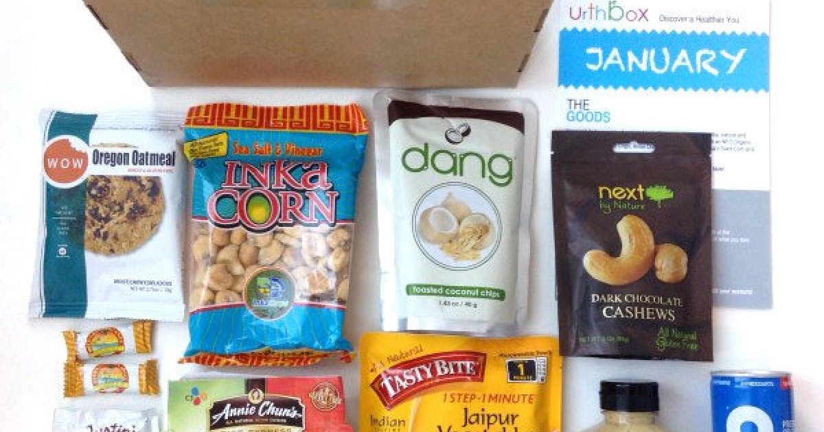 Healthiest Subscription Boxes 13 Boxes That Bring Healthy
