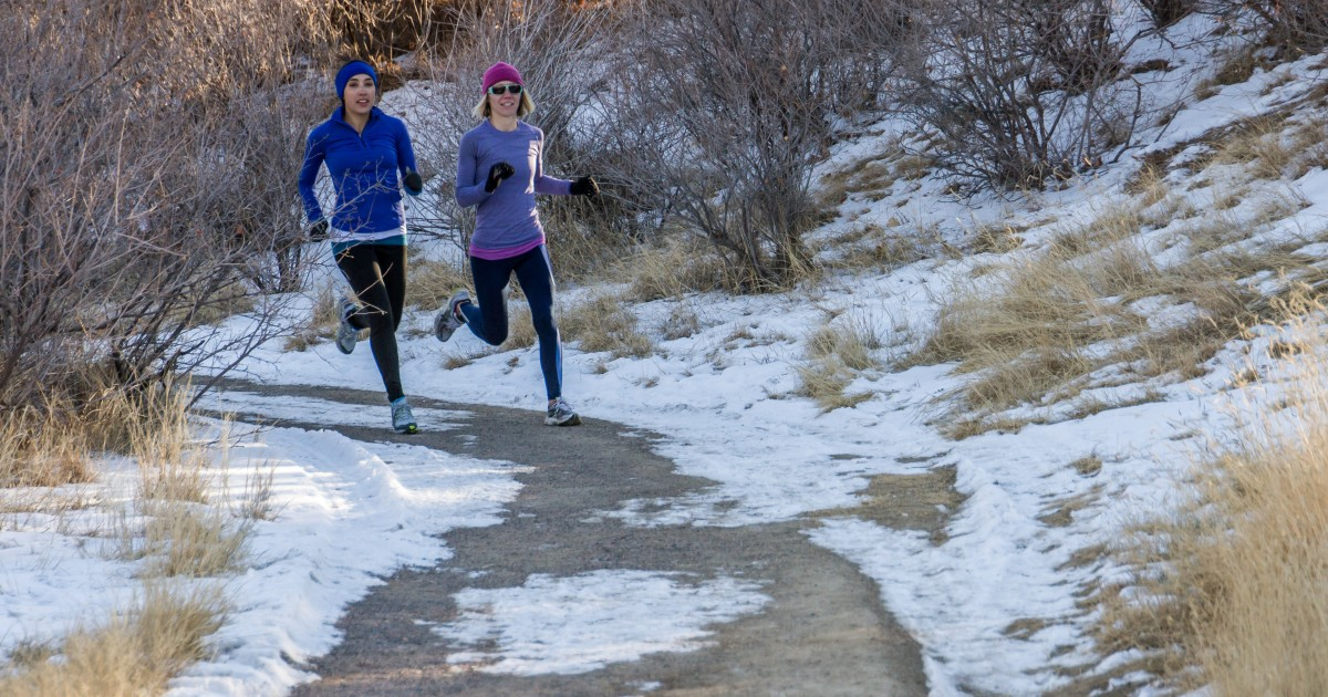 Cold Weather Running Gear 13 Winter Essentials To Try
