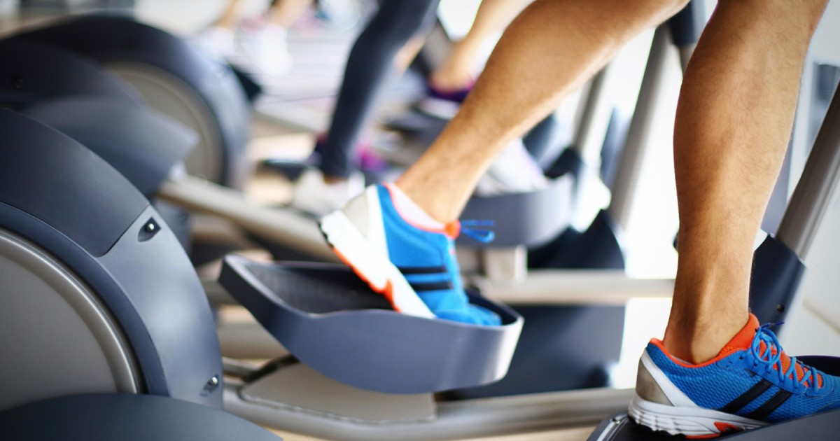 Image result for Get short duration exercise with an elliptical machine