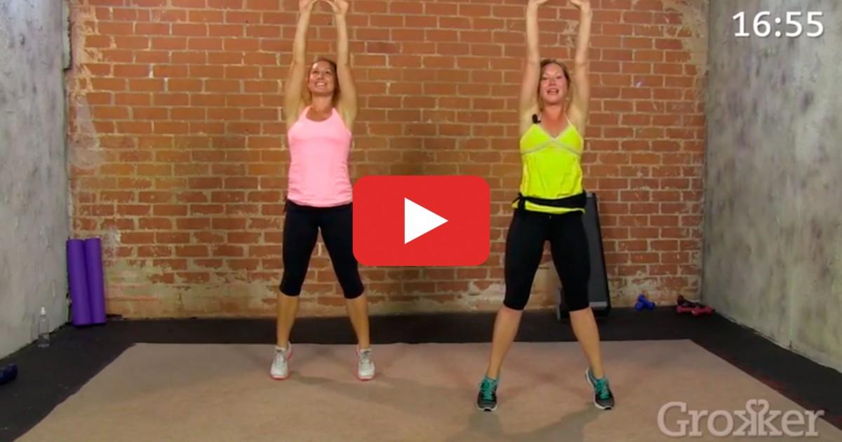 Cardio Workout: The 20-Minute Total-Body Cardio Plan ...