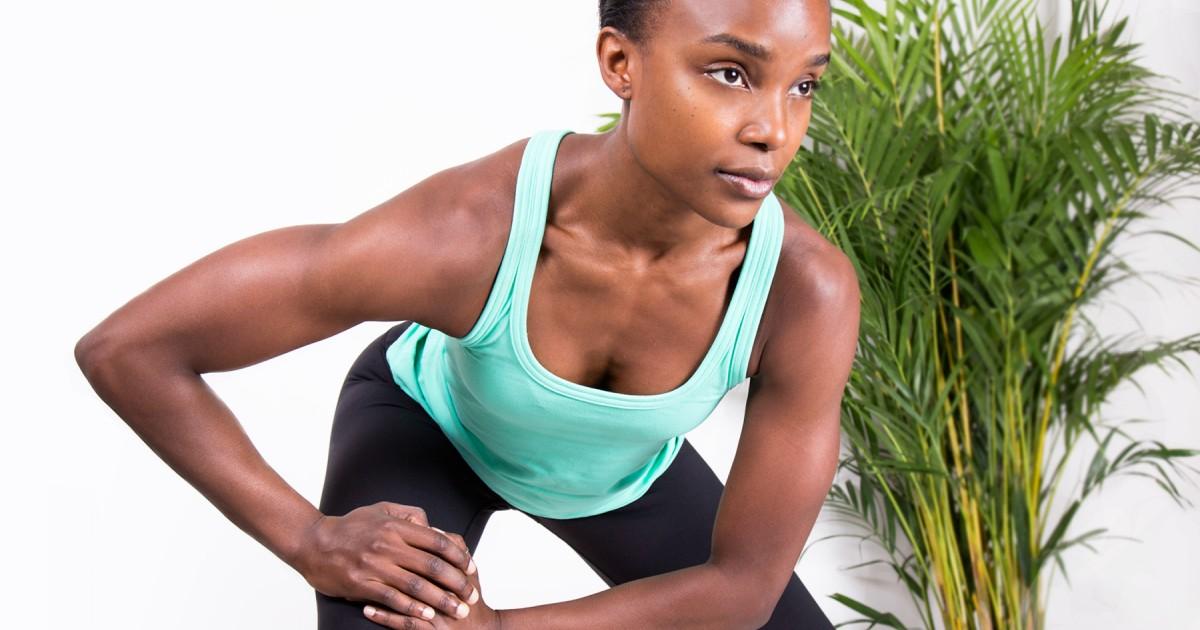 30 Minute No Gym Bodyweight Workout Greatist
