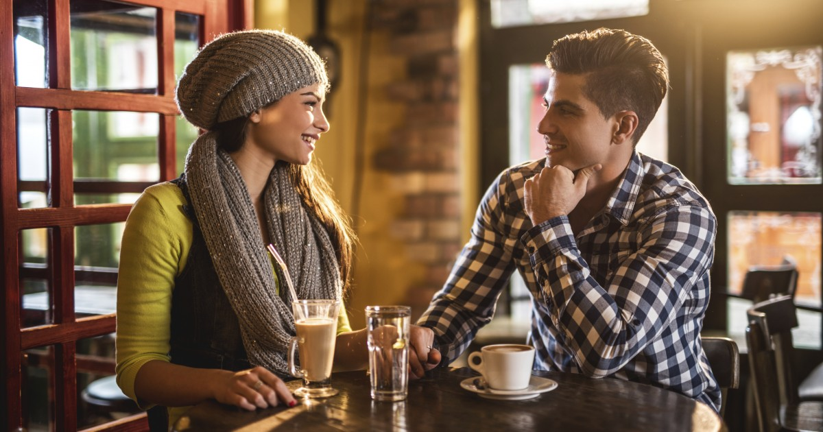 Conversation starters for a first date