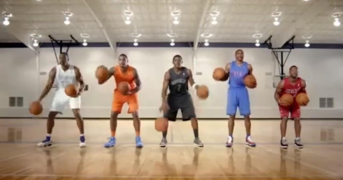 Carol of the Basketballs
