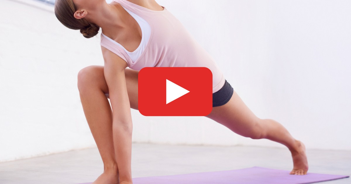 Power Yoga: The 15-Minute Power Yoga Workout for Beginners