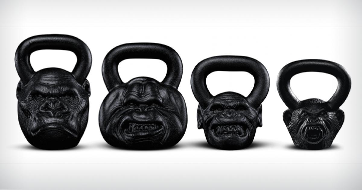 Mega Onnit Primal Kettlebells: This Crazy Effective Fitness Tool VX84