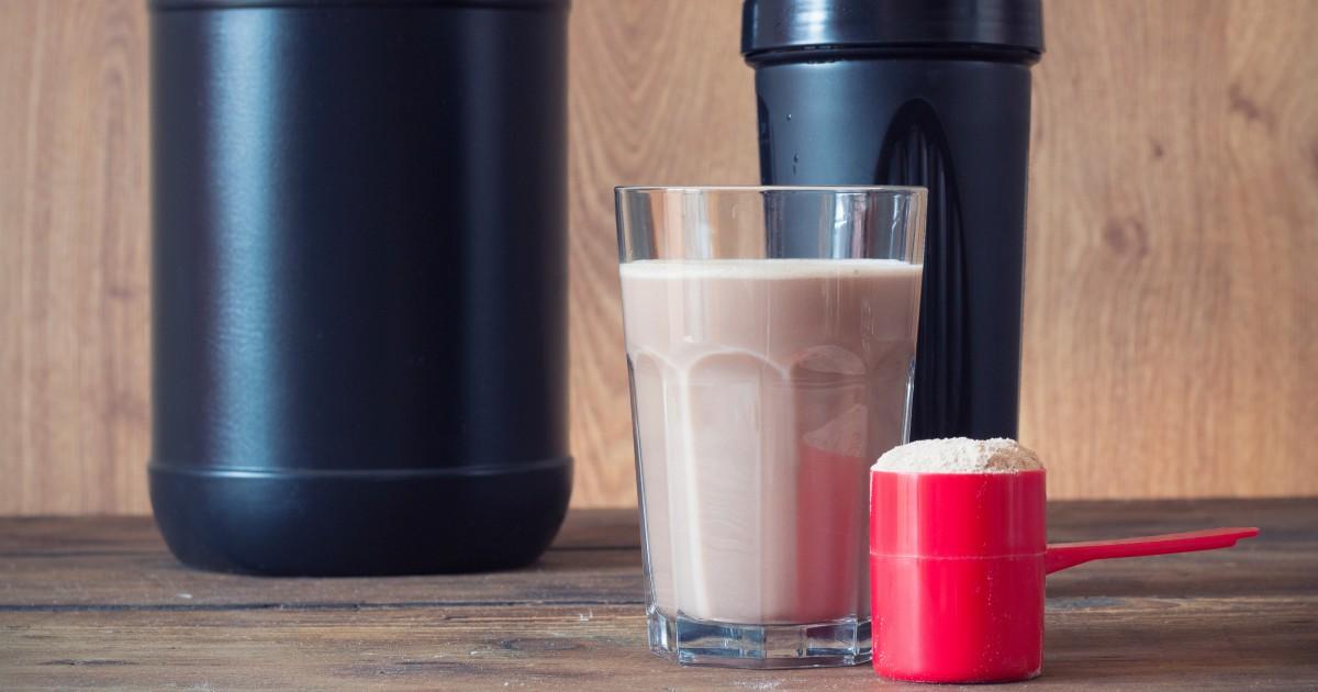 بروتين مصل الحليب المركز بودرة دليل