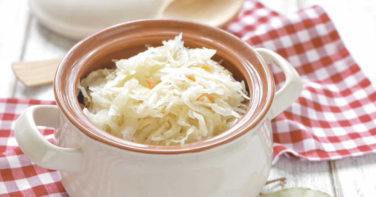 Sauerkraut Gets A Makeover And It S Looking Better Than Ever