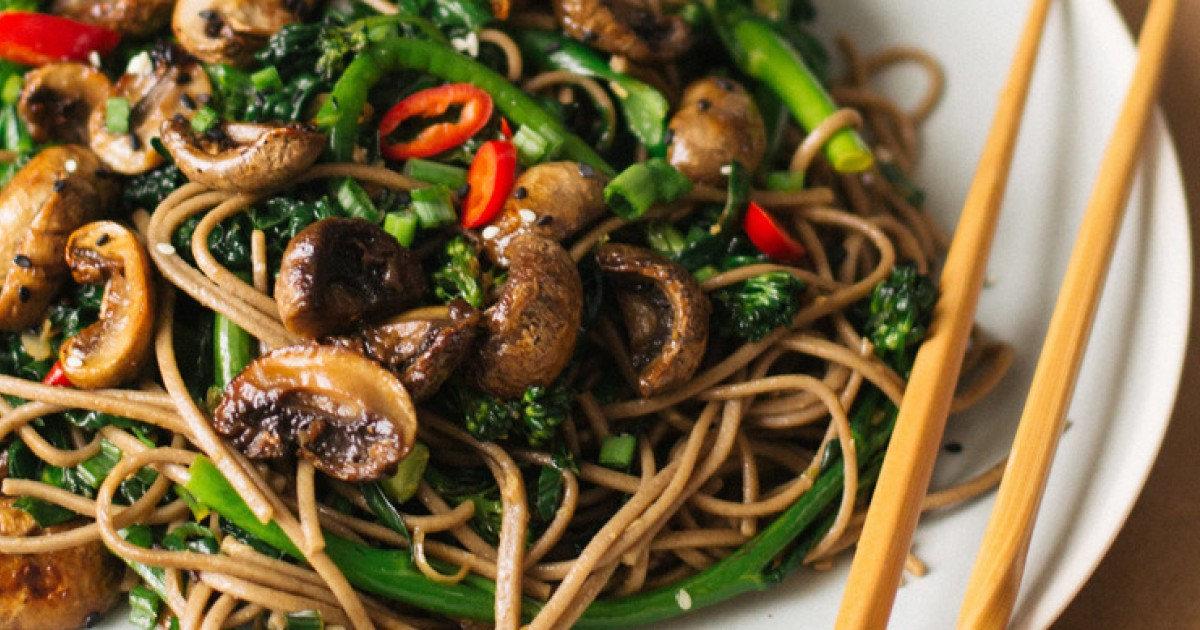 Post workout lunch vegetarian recipes