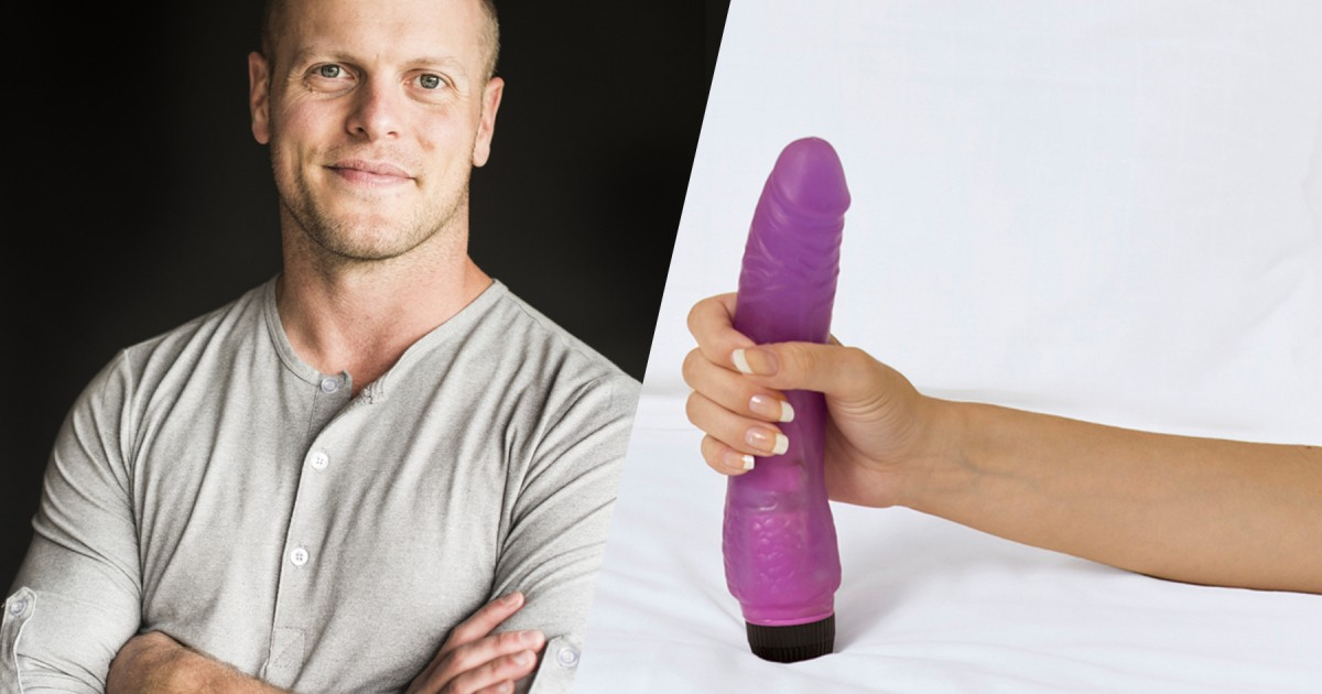 Tim Ferriss Says Every Athlete Needs a Vibrator | Greatist