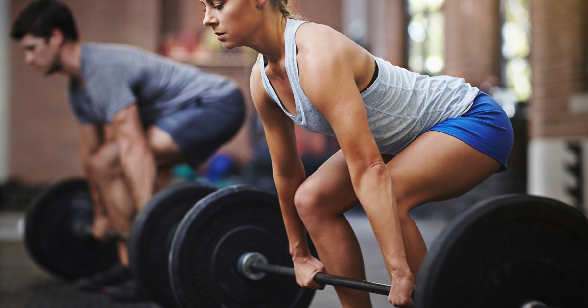 strength training: is it better to lift heavy weights or do more, Muscles