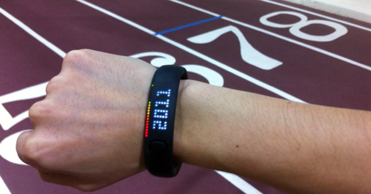 b426eec549b9 Nike FuelBand Review  What It Was Like