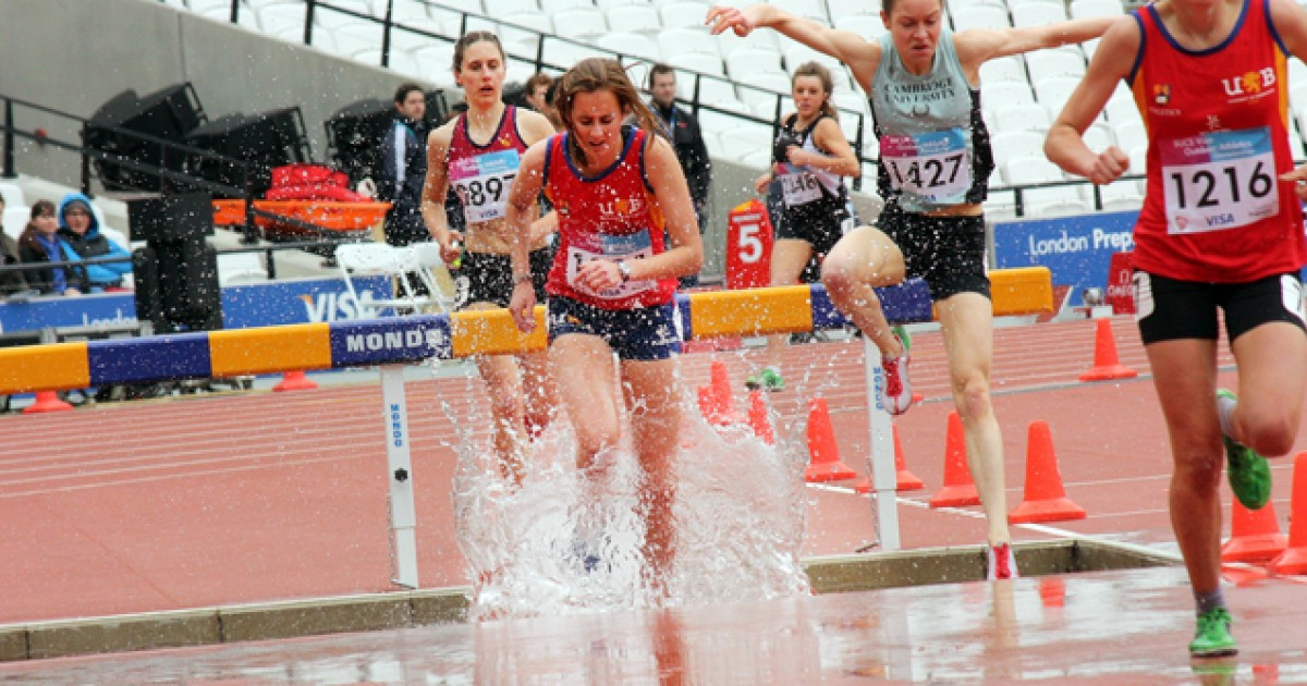 Steeplechase 15 things you didn t know about olympic for Steeple chase