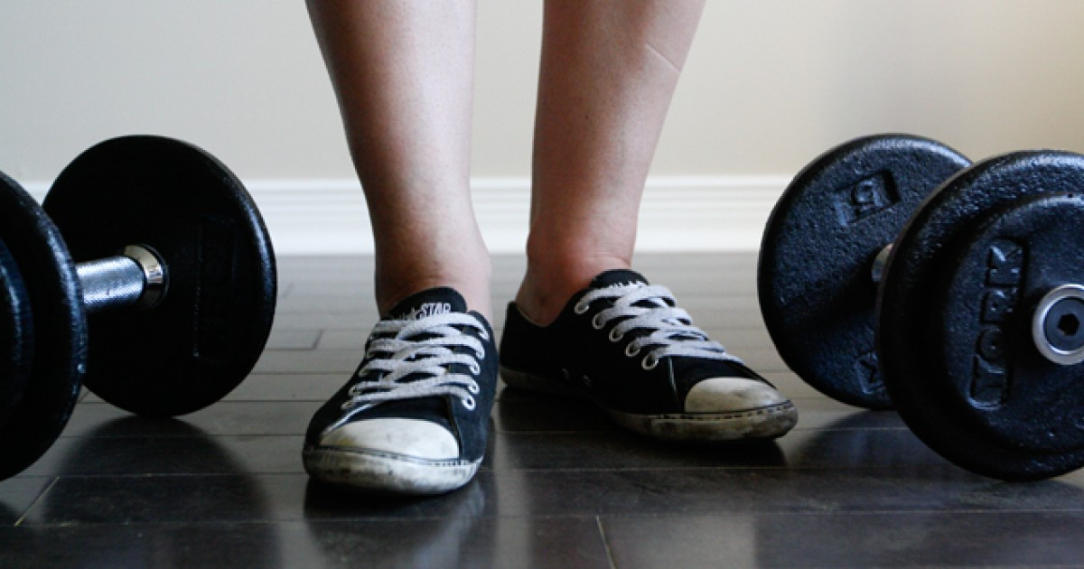 Which Shoes Are Best for Weight Lifting? | Greatist