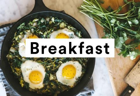 Whole 30 Breakfast Recipes