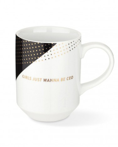Girls Just Want to Be CEO Mug