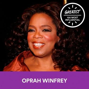 Oprah winfrey influential essay
