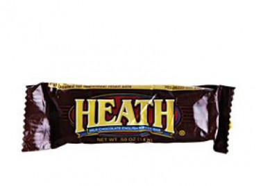 19. Heath Bar