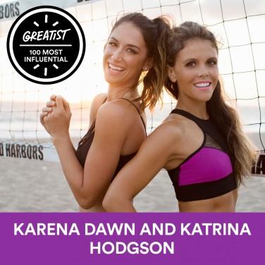 13. Karena Dawn and Katrina Hodgson