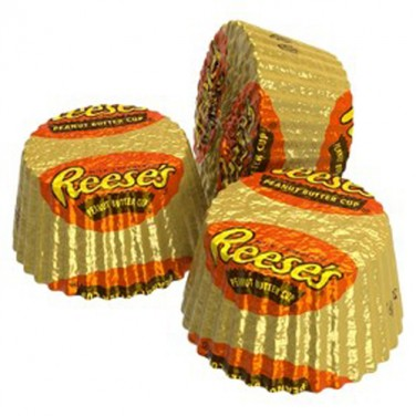 4. Reese's Peanut Butter Cups Miniatures
