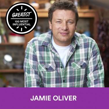15. Jamie Oliver