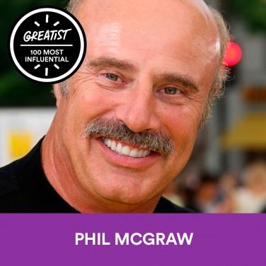 2. Phil McGraw, Ph.D.