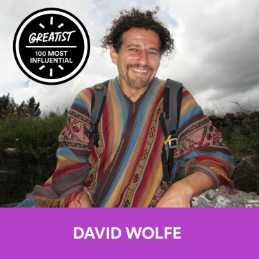 20. David Wolfe
